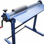 ZDZ - ZW-1000 / NS three-roll plate rolling machine