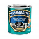 Hammerite - paint for metal 'Straight for rust' semi-gloss